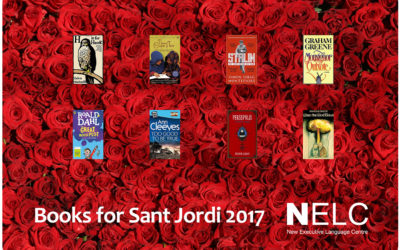 Our book recommendations for Sant Jordi 2017