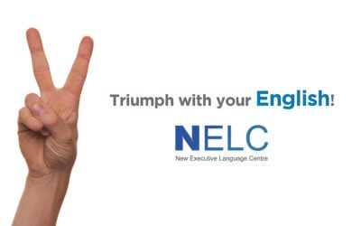Triumph with your English! Haz que tu inglés suba a lo más alto del podio con NELC