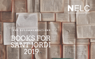 Books for Sant Jordi 2019
